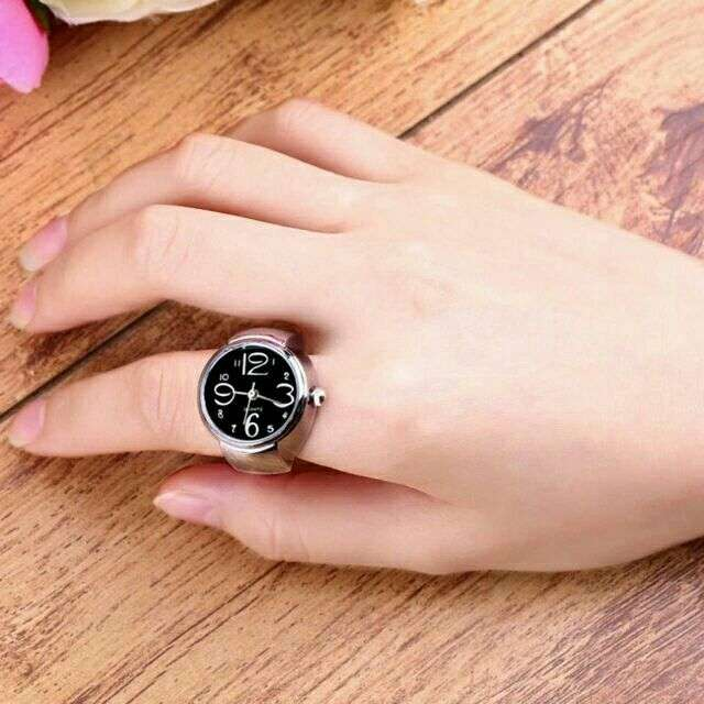 Reloj Anillo para damas - 3