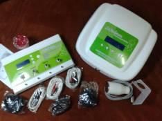 Electroestimulador y Ultracavitadora
