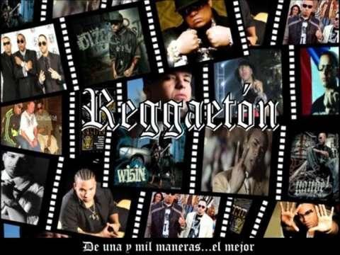 Colección de músicas Reggaeton clásicos