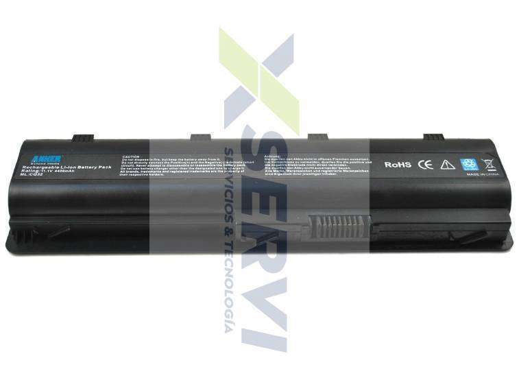 Batería para notebook ASD10D41 para Acer - 2