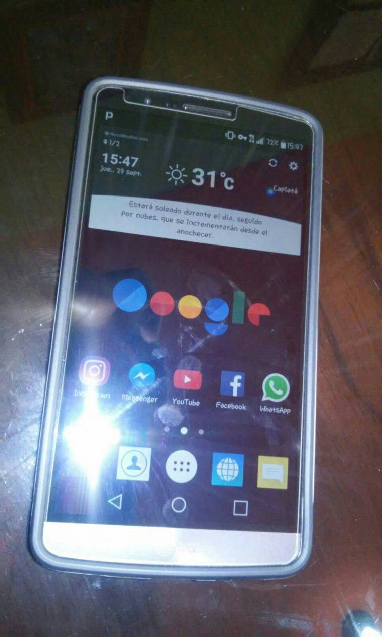 LG G3 de 32 gb