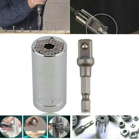Llave tubo multi herramienta