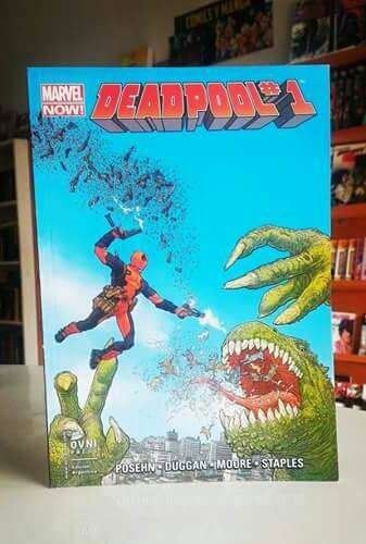 Comic Deadpool 1