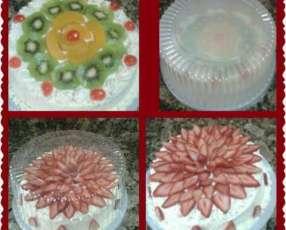 Tortas artesanales