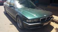 BMW 750 iL blindado