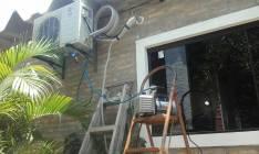 Instalación de aire acondicionados