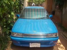 Toyota C90 1990 cédula verde y habilitación