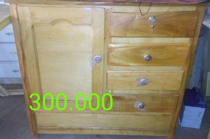 Muebles de madera precios especiales de contado chelita for Muebles el contado