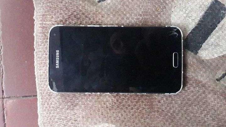 Samsung galaxy S5 cristal Fisurado