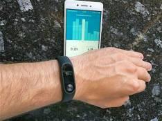 Reloj inteligente Pulsera cuantificadora Xiaomi Mi Band 2