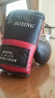 Guantes de Boxeo The big Tiger