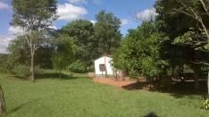 Casa quinta con arroyo de 1.8 hectáreas