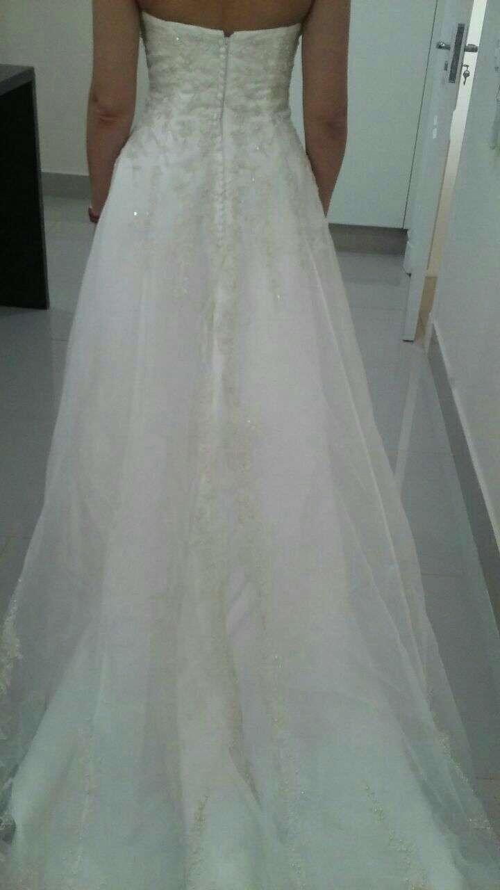 Vestido de novia o colación - 2