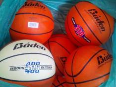 Pelotas para mini basquet N5