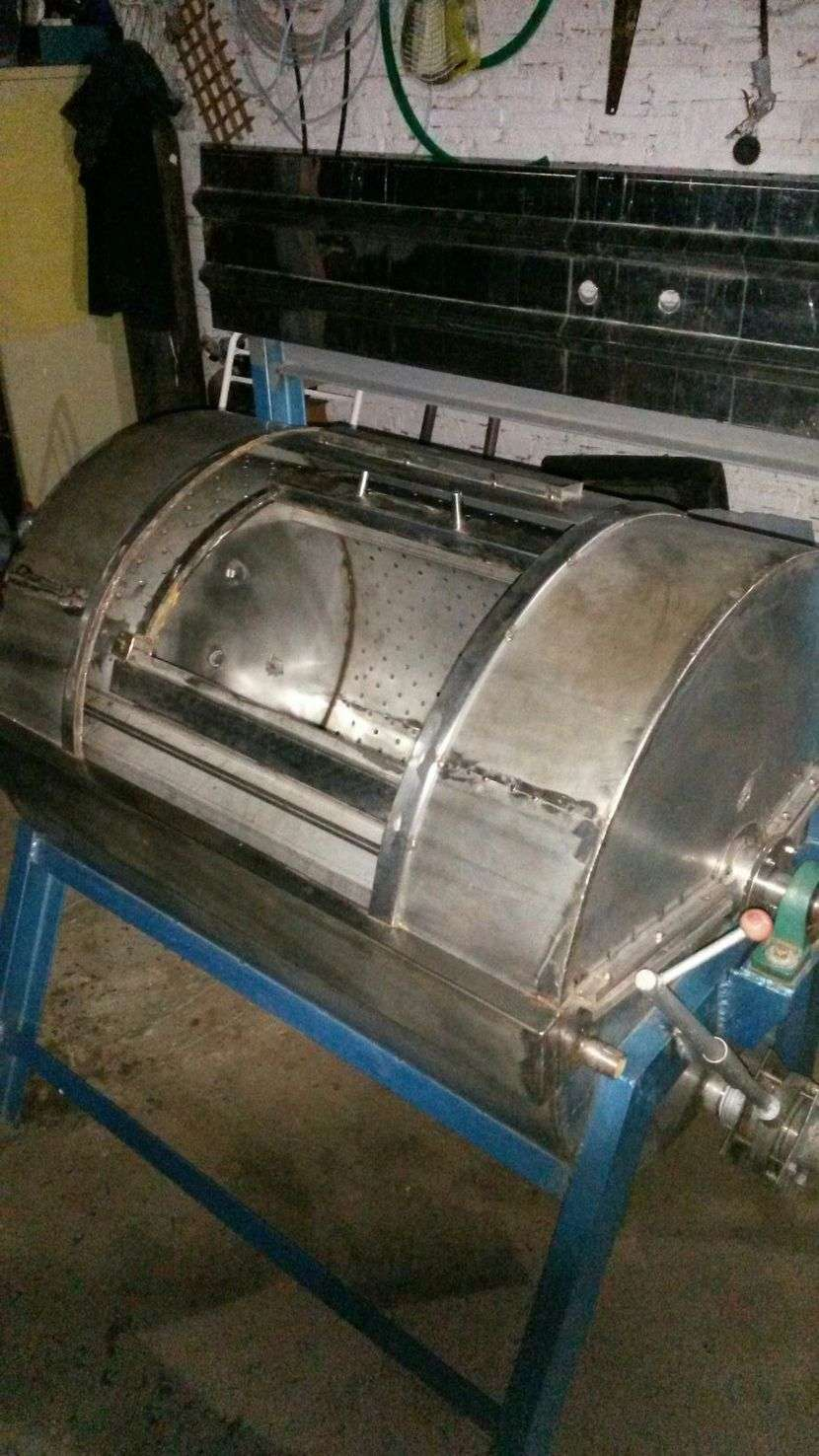 Secadora industrial de 25 Kg - 4