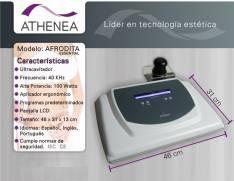 Ultracavitador Athenea