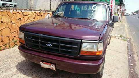 Ford f 1000 1997