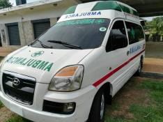Servicio de Ambulancia con terapia 24 hs