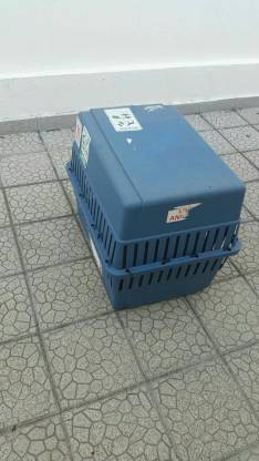 Caja de viaje para perros y gatos