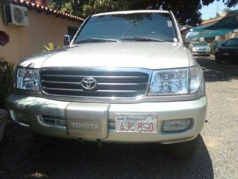 Toyota Land Cruiser 1999 motor 4.2 diésel