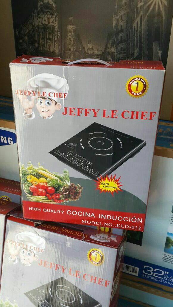 Cocina a inducci n bajo consumo mega - Consumo cocina induccion ...