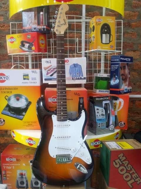 Guitarra Eléctrica Squier Fender Bullet Strat