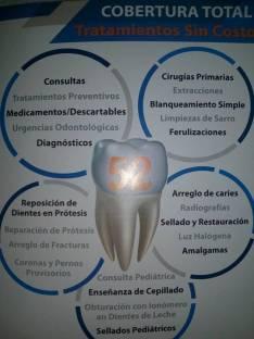 Cobertura odontología grupo familiar