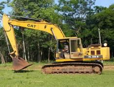 Excavadora Caterpillar 200 BL