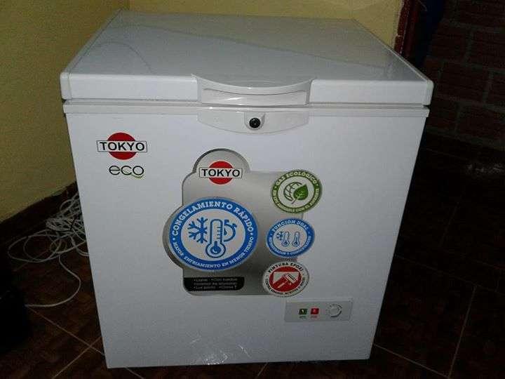 Congelador de 120 litros Tokyo