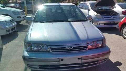 Toyota Tercel recién importado