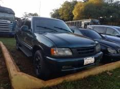 Chevrolet Blazer 2.5 diesel motor