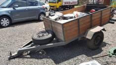 Carrito acoplado trailer