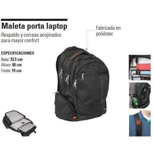 Mochila porta Laptop Truper 60179 - 1