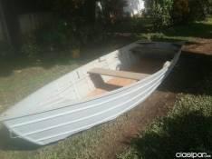 Embarcación de Chapa Galvanizada