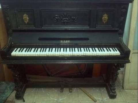Piano Alemán Kaps