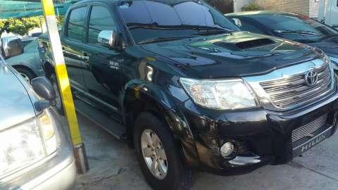 Toyota Hilux 2014 mecánico