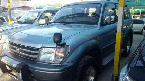 Toyota Prado 1997 automático diésel