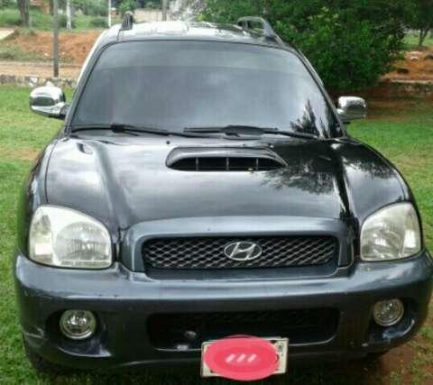 Hyundai Santa Fe Gold 2001