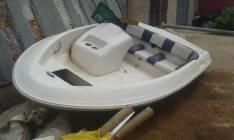 Embarcación de fibra