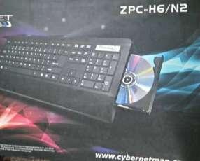 PC teclado kit con Monitor
