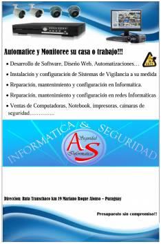 Informatica-CCTV-Automatizacion