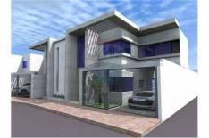 Duplex en construcción en el Grupo Habitacional Aeropuerto