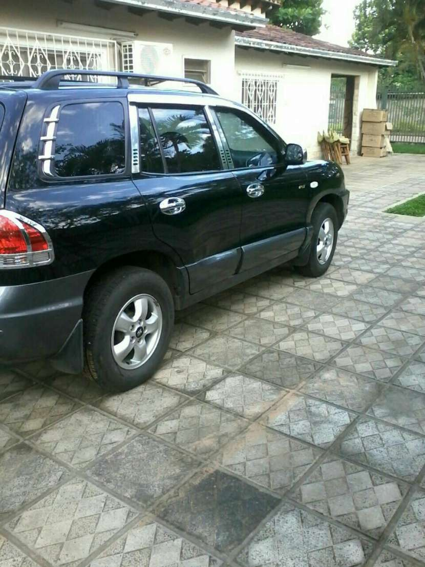 Hyundai Santa Fe 2005 motor 2.0 cc diésel