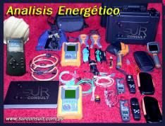 Análisis Energético completo y Evaluación de caudal