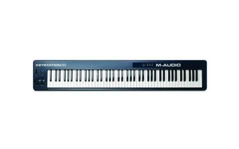Teclado Controlador Midi M-Audio 88 Keystation II