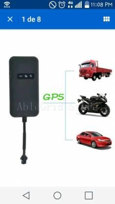 Localizador GPS en tiempo real