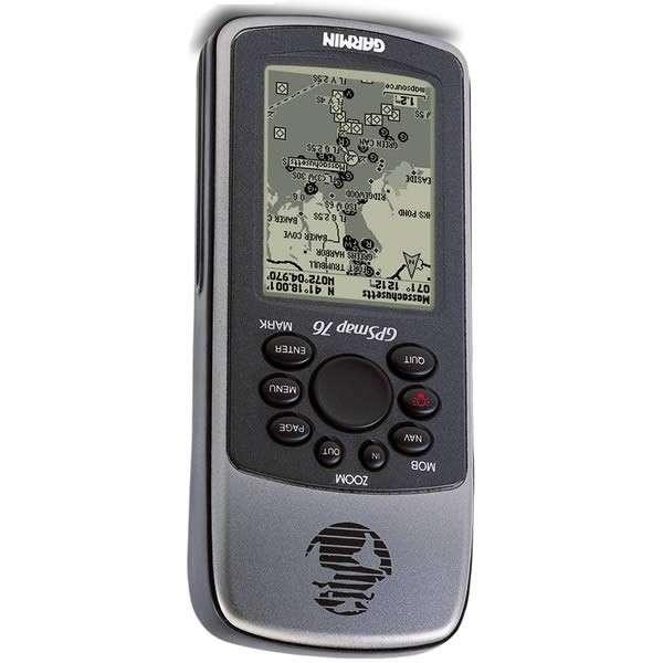 GPS Garmin MAP 76
