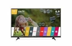 Smart Tv LG UHD 4K de 49 pulgadas