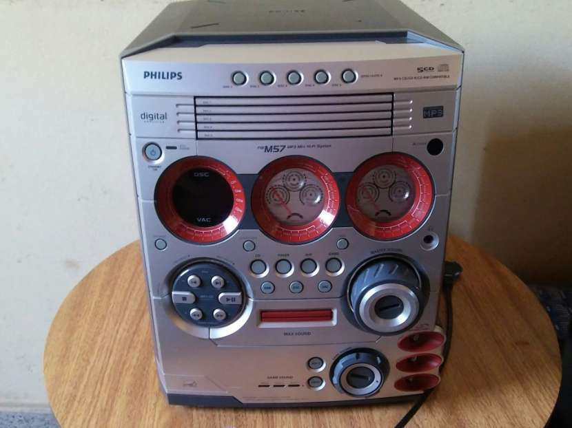 Equipo de sonido Philips FW M57 6500 watts - 0