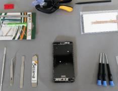 Reparación de pantallas de celulares
